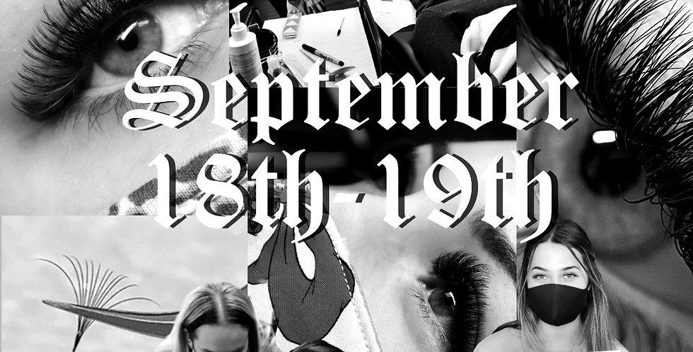 September 18th-19th