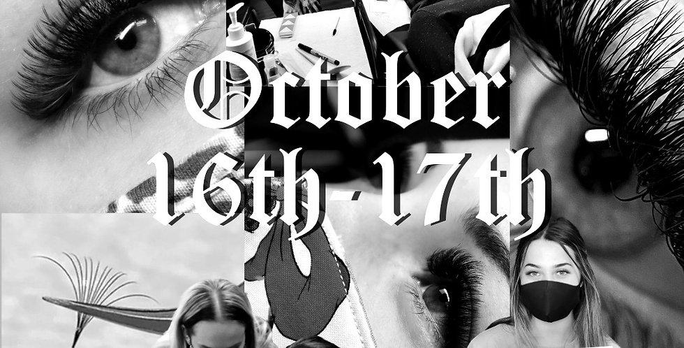 October 16th-17th