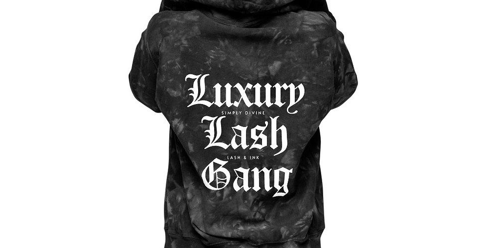 LLG tie-dye hoodie