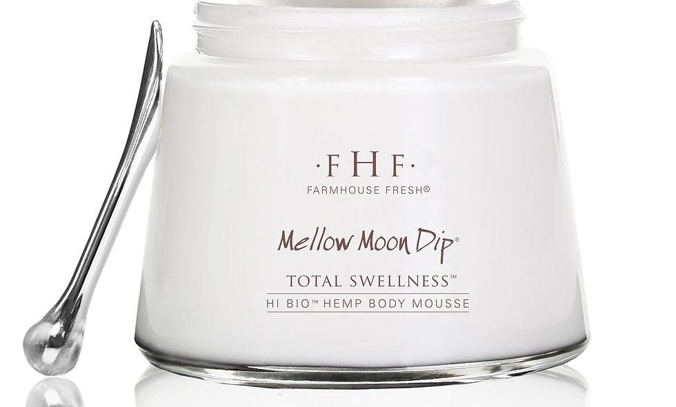 MELLOW MOON DIP® HI-BIO™ HEMP RELAXATION BODY MOUSSE