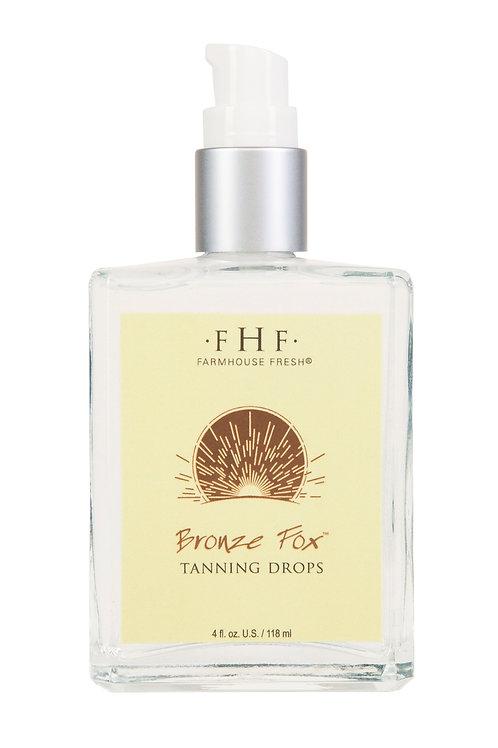 Bronze Fox® Tanning Drops