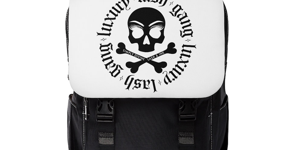 LLG Skull Backpack