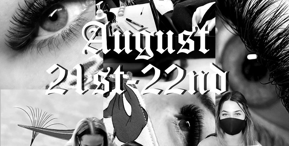 August 21st-22nd