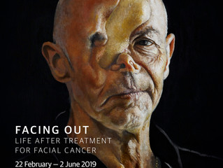 Facing Out: Life After Treatment For Facial Cancer 22 February — 2 June 2019