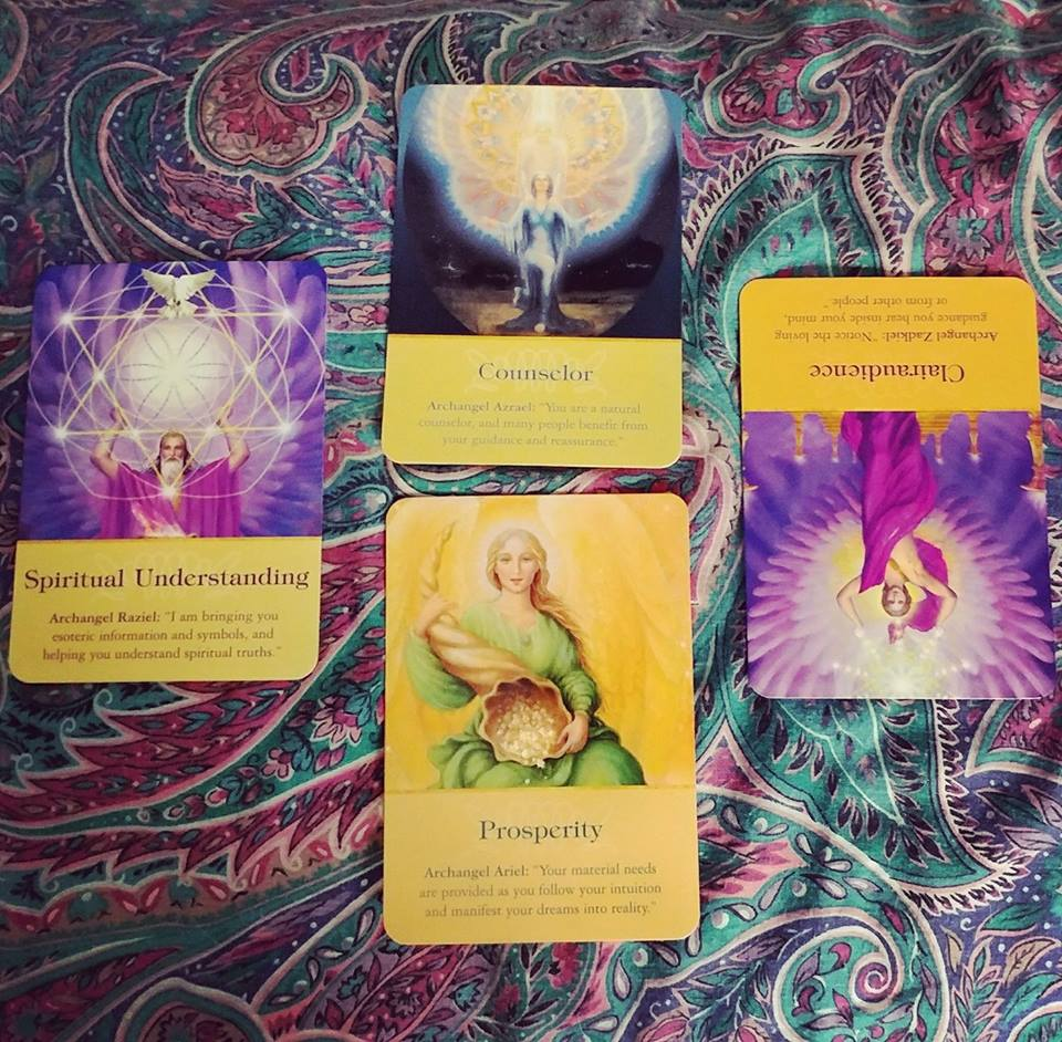 🌈 *Angel Guidance for July* 🌈