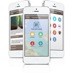 Connection Web Development Mobile Website Design