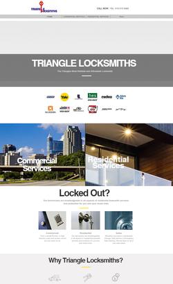 Triangle Locksmiths