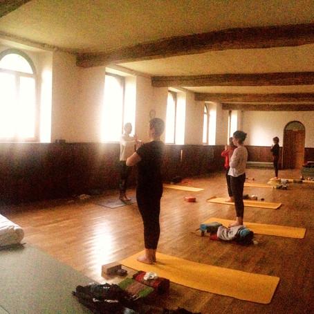 Retour sur la retraite de Yoga4Life à la cours Pétral