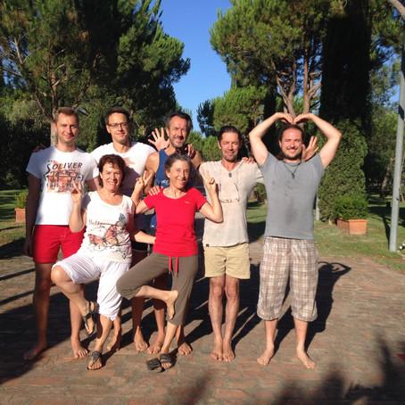 Événements autour du Yoga