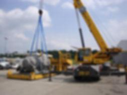 Doran Transfer Crane Rental & Machinery Moving