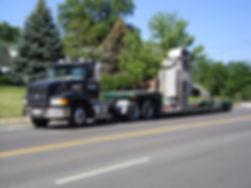 machinery movers, crane rental, rigging equipment