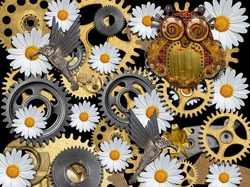 Steampunk 500 Piece