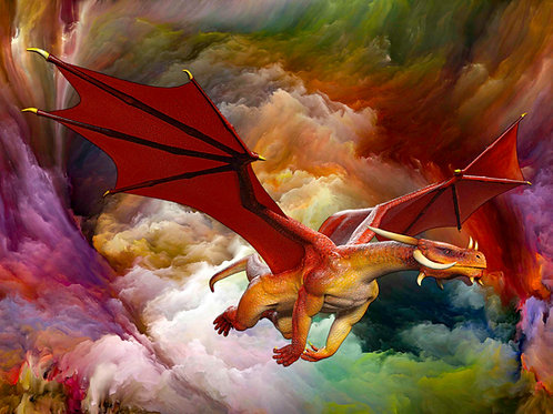 Red Dragon 500 Piece