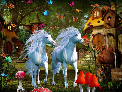 Unicorns 500 Piece