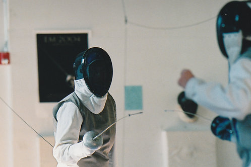 Fencing Lessons for Club Members