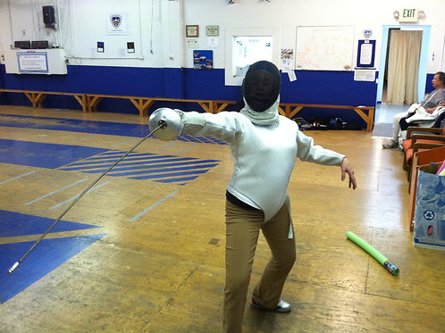 Tuesday/Thursday Fencing Class