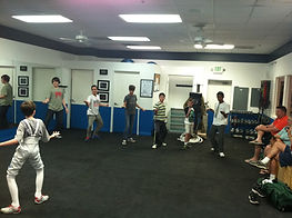 Reno Youth Fencing Program