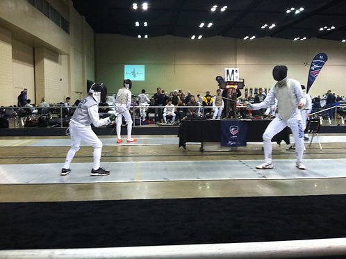 Fencing Class Once Per Week