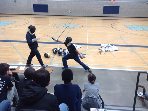 Fencing Lessons for Non-Club Members
