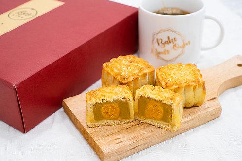 黃金白蓮蓉月餅