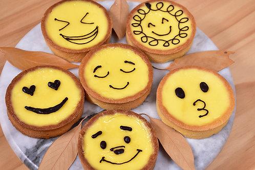 Emoji檸檬撻
