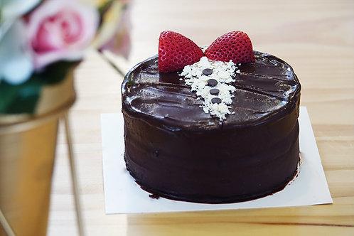 Gentleman Mud Cake