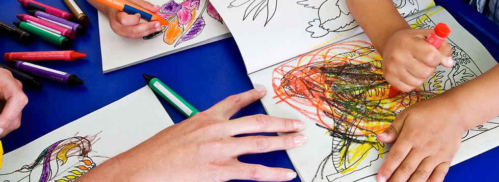 Рисование и раскраска