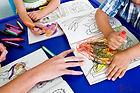 חוג העשרה, גישור לילדים, סדנאות לילדים