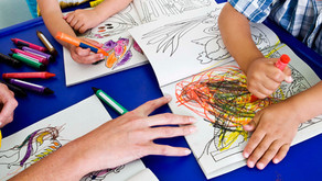 Coloring Books Can Cut Stress for Adults