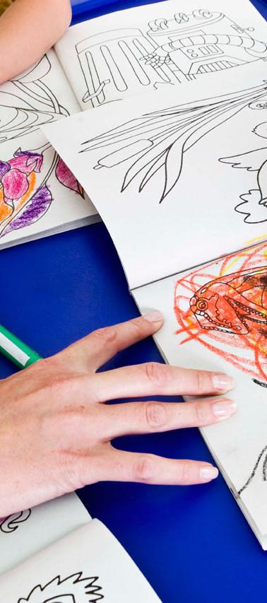 Drawing & Coloring
