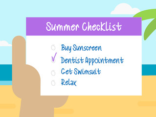Getting Your Mouth Ready for a Summer Vacation