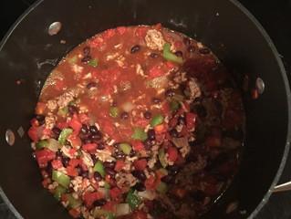 Dr. Kumfer's Kitchen: Turkey Chili
