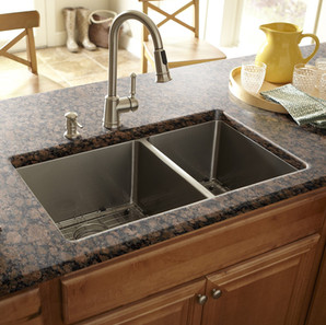 Double Bowl SS Sink