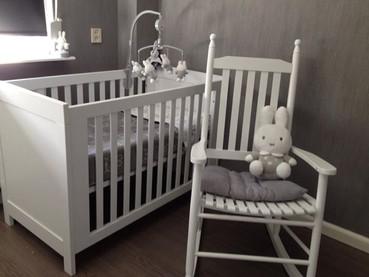 Schommelstoel Babykamer Marktplaats : De babykamer van mijn zoontje mamaplaats