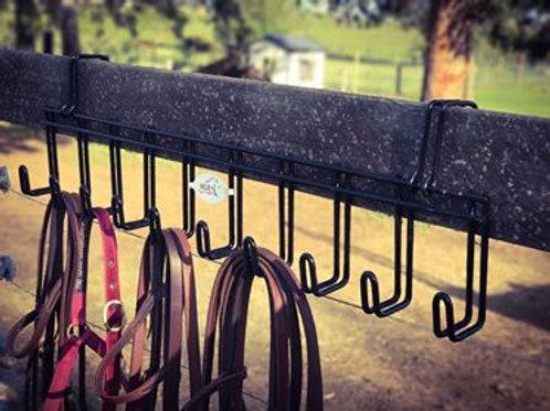 10 Hook Bridle Rack