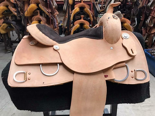 SRS Training Saddles