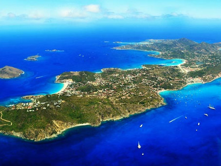 St Barts Sizzles!
