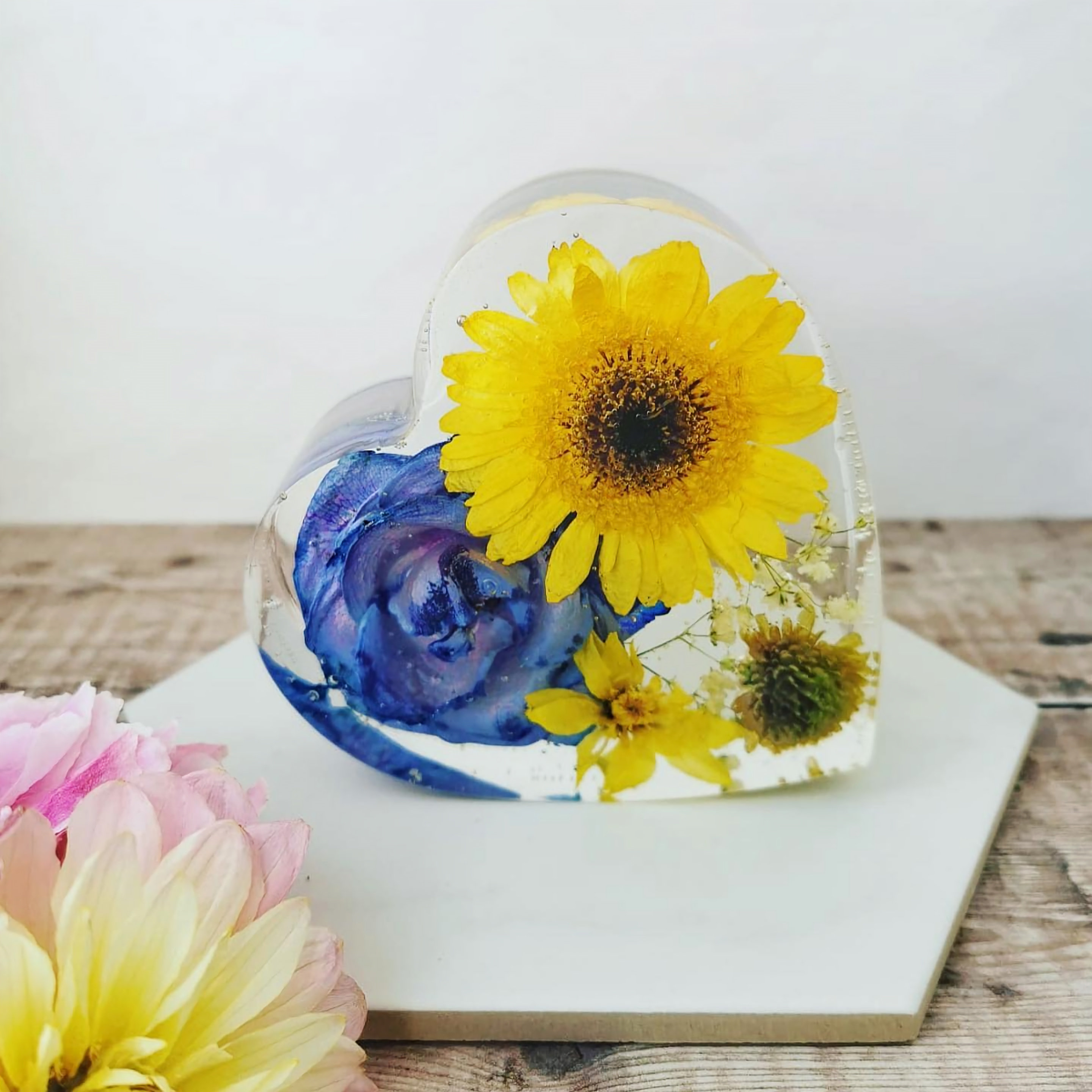 Wedding Flowers In Resin: Wedding Flower Preservation