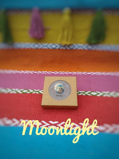 "Alpakakeratinseife ""Moonlight"""