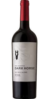 Dark Horse Bold Red 750 ml