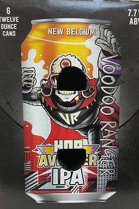 NB Voodoo Ranger Avenger IPA 6 Pk Cans