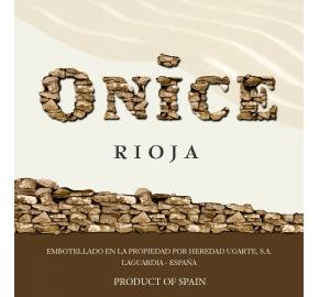 Ugarte - Onice Rioja 2018