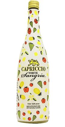 Cappriccio Sangria White 4 Pk 500 ml
