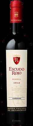 Escudo Rojo Carmenere Reserve 750 ml