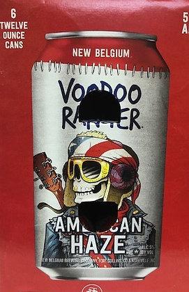 NB Voodo American Haze IPA 6 Pk Cans