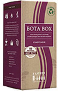 Bota Box Pinot Noir 2018 3 LTR