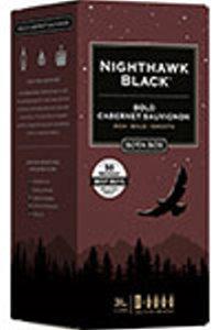Bota Box Nighthawk Black Cabernet Sauvignon Bourbon Barrel 2018 3 LTR