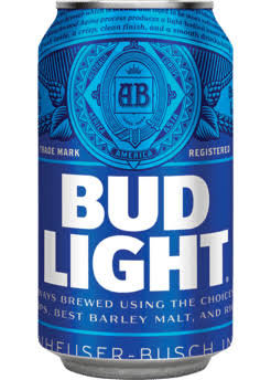 Bud Light 6 Pk Cans