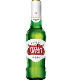Stella Artois 22 oz Bottle