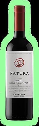 Natura Organic Merlot 750 ml